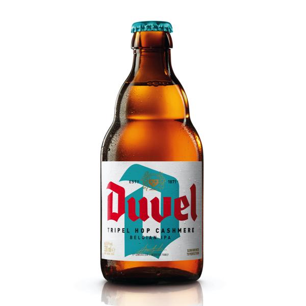cerveza Duvel triple hop cashmere