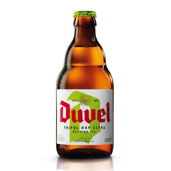 cerveza Duvel triple hop Citra