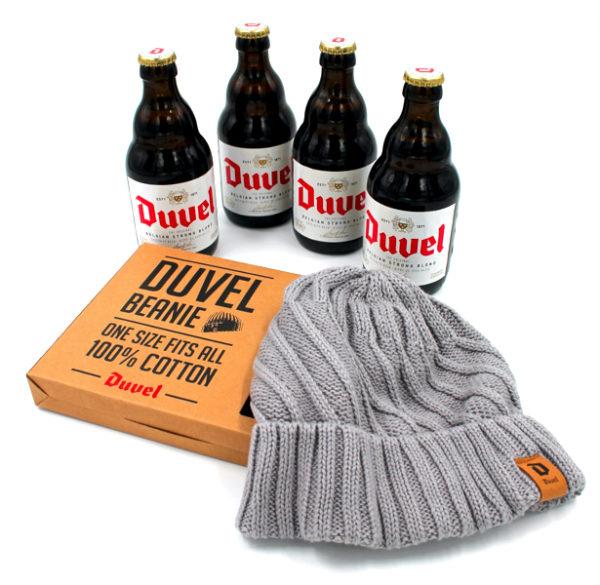 cerveza duvel giftpack promoción