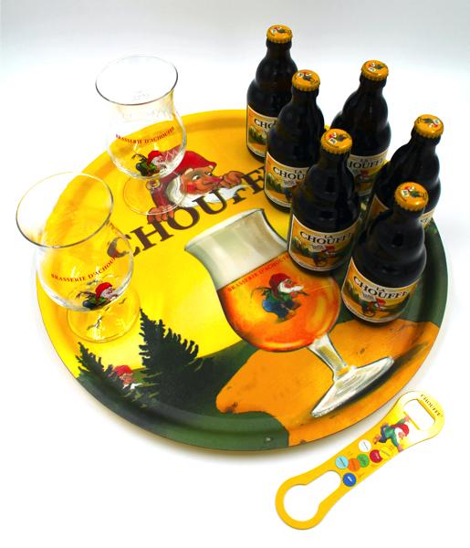 Giftpack Cerveza La Chouffe